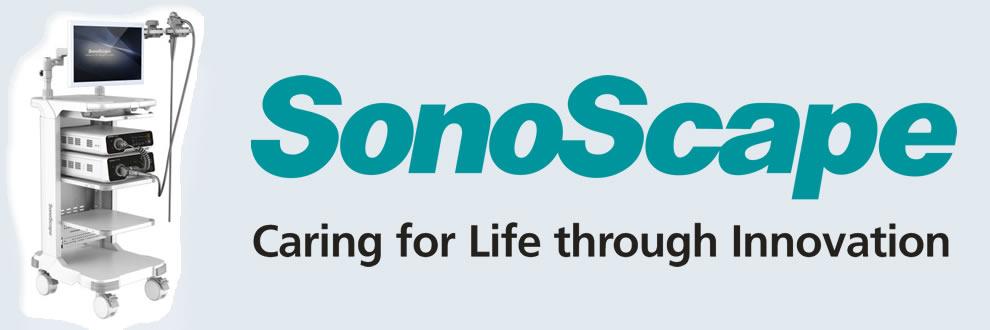 SonoScape - diagnóstico de alta definição